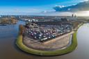 Op het dak van Scania in Zwolle legde Zonneplan ruim 21.000 zonnepanelen.
