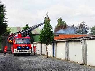 Opnieuw brand in leegstaand fabrieksgebouw