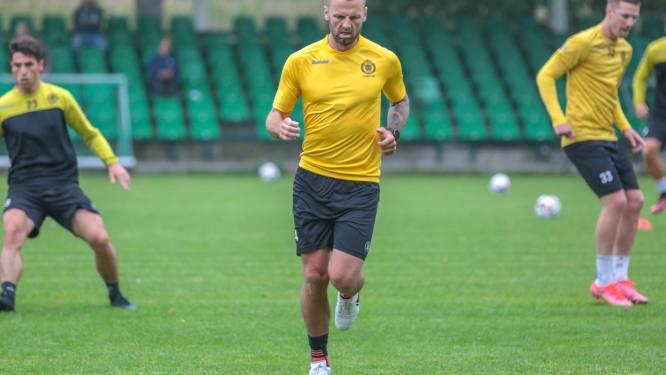 """Aanvoerder Steven Schurmann op de fandag van Lokeren - Temse: """"Ik ben al aan het fitnessen om de beker omhoog te steken"""""""