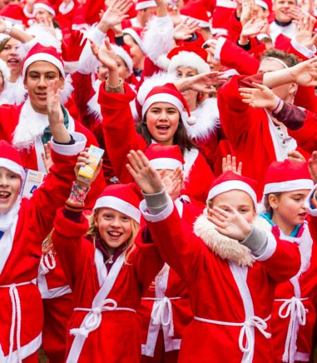 Opeens barst het van de kerstactiviteiten in en om Ede