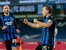 Club Brugge door treffer Vormer en assist Chong steviger aan kop in België