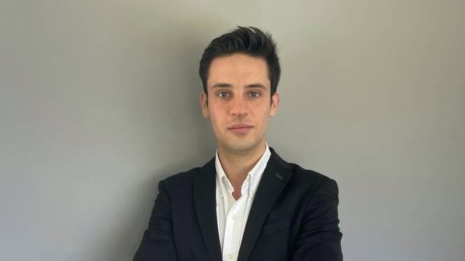 """Heeft Cas (22) met 6.000 euro best betaalde studentenjob van het land? Maand lang CEO van de Adecco Group: """"Loon interesseert me niet. De ervaring is belangrijker"""""""