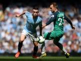 ManCity weer koploper in Premier League na benauwde zege op Spurs