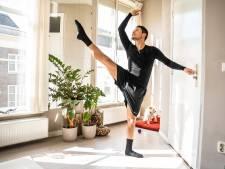 Balletdanser Ruben heeft het zwaar deze lockdown, maar kijkt reikhalzend uit naar het nieuwe jaar