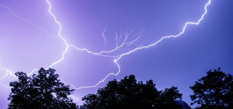 Avertissement jaune aux orages de 13 à 21 heures