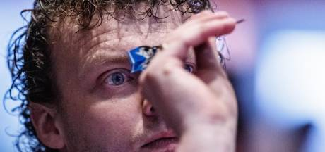 Grand Slam of Darts is harde leerschool voor darter Richard Veenstra, die blij is dat hij weer thuis is