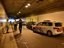 Spookrijder Parktunnel reed onder invloed en zonder rijbewijs