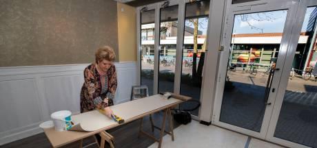 Winkelcentrum Den Hof straks een lunchroom rijker