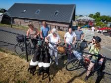Bij deze mooie polderroute fiets je weer met volle tassen terug naar huis