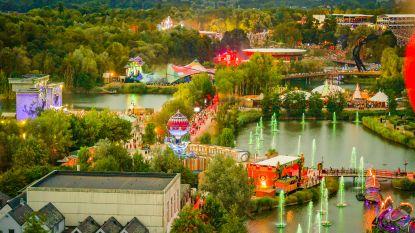Opbouw Tomorrowland gaat van start: De Schorre vanaf 15 juli afgesloten