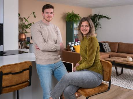 Huizencrisis kent juist veel winnaars, zoals Rick (32) en Sophie (31): 'Alsof we de jackpot wonnen'