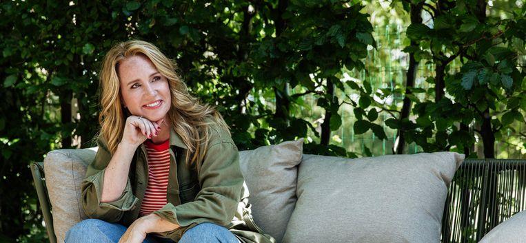 """Helga van Leur: """"Pas toen ik zwanger was, kwam het besef: ik mag er best zijn"""""""