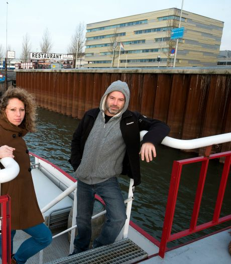 Woonbooteigenaar vraagt opnieuw om veilige plek