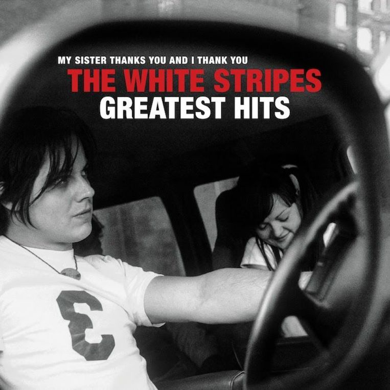Hoes The White Stripes - Greatest Hits Beeld Humo
