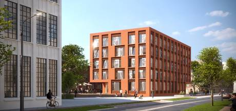 De Dokwerker, nieuw Vlissings appartementenhotel naast De Timmerfabriek