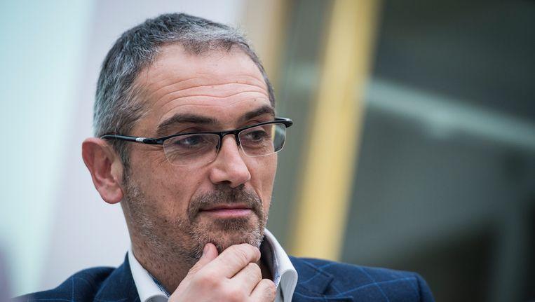 Fiscaal expert Michel Maus werkt aan de oprichting van een politieke partij. Beeld BELGA