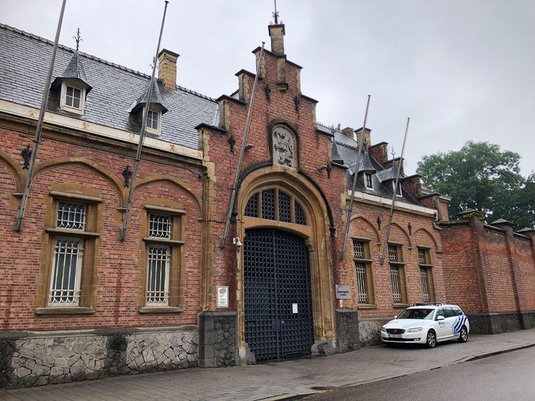 De gevangenis in Turnhout Beeld Jef Van Nooten