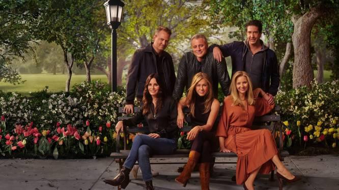 'Friends'-reünie uitermate succesvol voor streamingdienst HBO Max