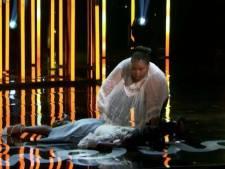Une candidate d'American Idol s'écroule sur scène, la production critiquée