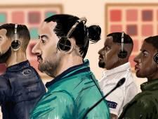 Zware strafeisen voor 'bevrijders' Omar L.: 'Actie is een middelvinger naar de samenleving'