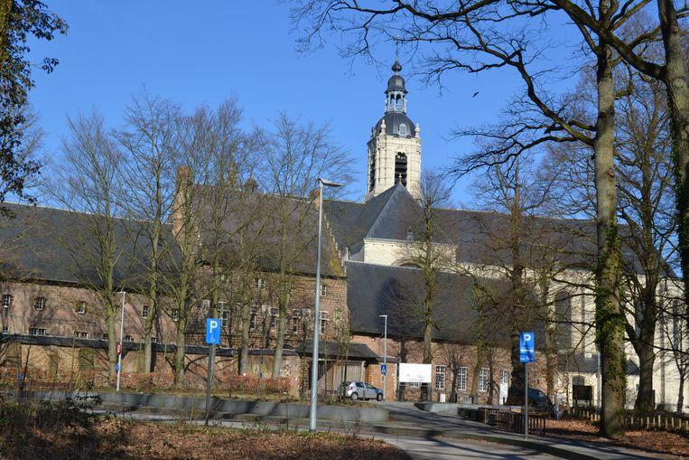 De abdijkerk