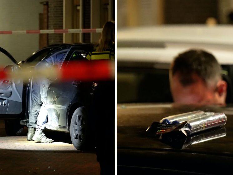 Lange politieachtervolging eindigt met vondst vuurwerk