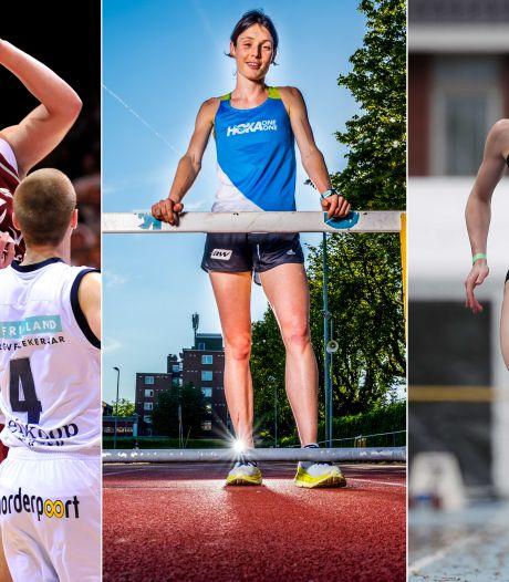 Deze sporters uit Groene Hart jagen op goud op de Olympische Spelen (en dit is wanneer ze in actie komen)