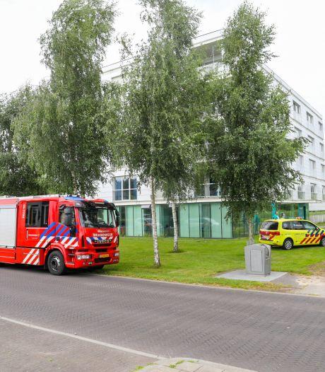 Bewoner spuit vloeistof in ventilatiekanaal: appartementencomplex in Apeldoorn ontruimd