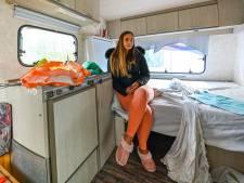 Bartelina (20) vond een zwerver in haar bed: 'Ik heb geen oog meer dichtgedaan'