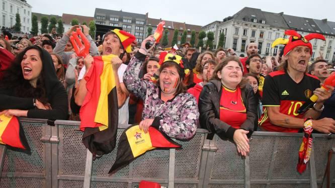 Stad Hamont-Achel plaatst geen groot scherm voor EK