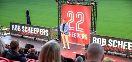 Primeur: avondje lachen in PSV-stadion