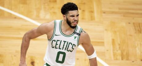 Jayson Tatum en feu, les Celtics en playoffs