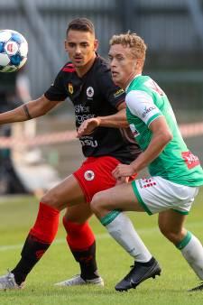 Davy Overes van FC Dordrecht naar Unitas: 'Hij kan bij ons de ontbrekende schakel worden'