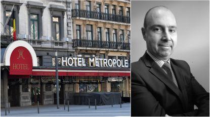 """Christian moet na meer dan 20 jaar afscheid nemen van 'zijn' Hotel Metropole: """"Het was mijn tweede thuis"""""""