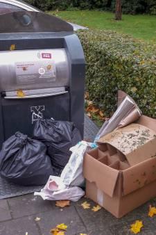 Iedereen is weer gelijk in Arnhem, maar daar heeft de Arnhemse vuilniszak geen boodschap aan