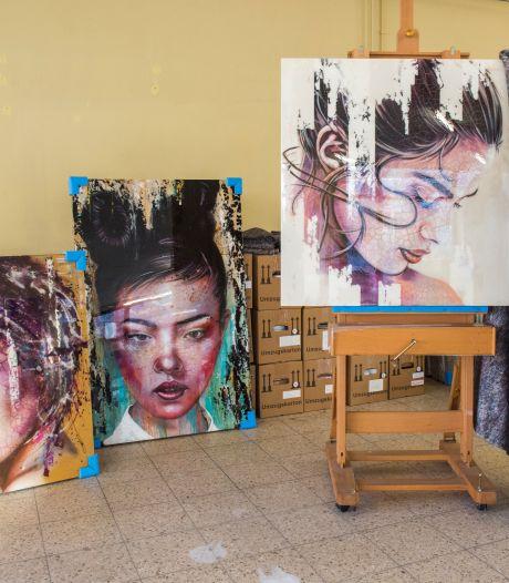 Vertrekkend kunstenaar Harold Aspers: 'De drempel van mijn atelier bleek ook letterlijk een barrière'