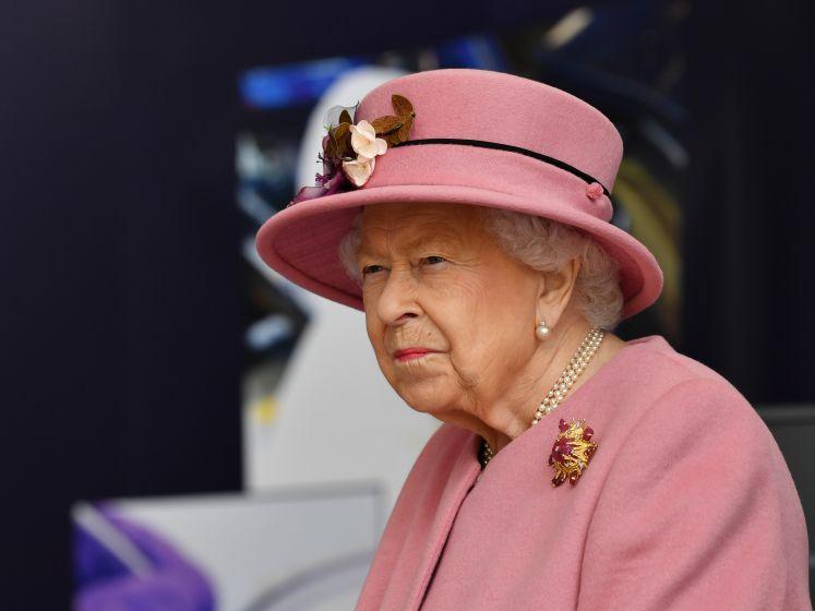 """Elizabeth II ressent """"un grand vide"""" après la mort de son époux"""