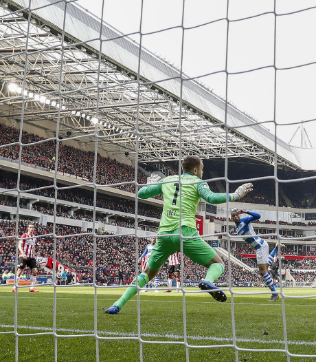PSV in de titelstrijd aan de goden overgeleverd