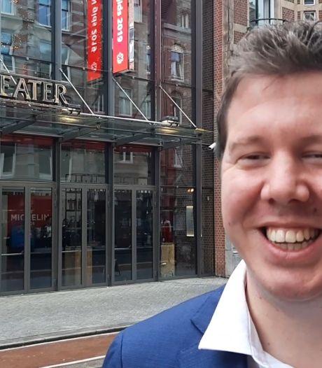 Chefkok uit Vorden mag twee Michelinsterren bij De Bokkedoorns houden
