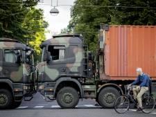 LIVE | Eerste protesterende boeren in Den Haag, leger en politie staan paraat