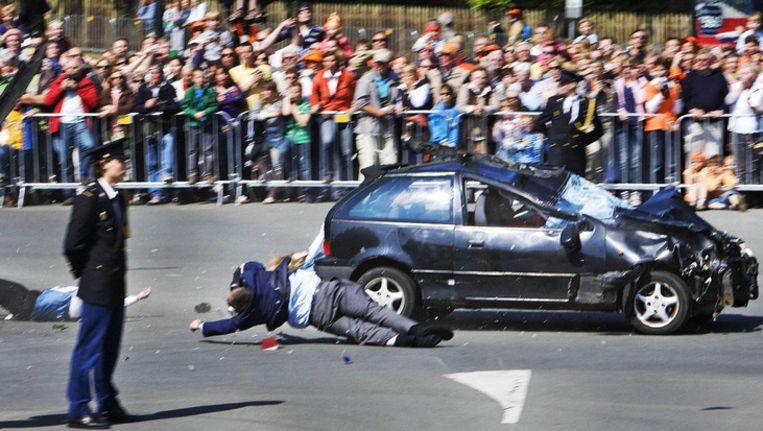 Auteur Willem Asman gebruikt de aanslag door Karst T. als kapstok voor zijn nieuwe thriller. Foto ANP Beeld