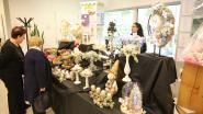 Het is al even Kerstmis in woonzorgcentrum Zilverlinde: Bewoners en bezoekers kunnen geschenkje kopen op Meandermarkt