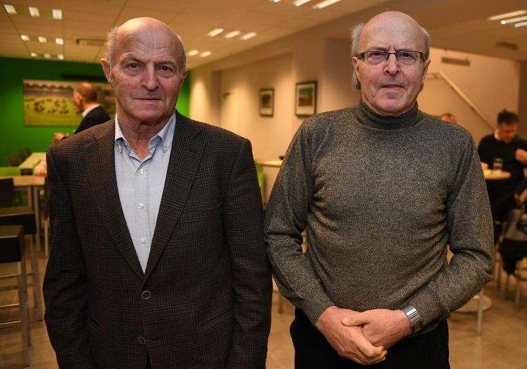Tweelingbroers René en Edmond zijn allebei nog actief voor CD&V.
