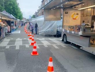 """Marktkramers niet blij met verhuis naar Leuvensestraat: """"Er was totaal geen overleg"""""""