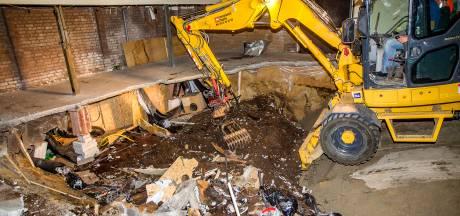 Raalter mannen vrijgesproken van wiet kweken in uitgegraven tunnel onder kringloopwinkel