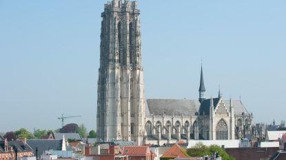 Stelende stellingbouwers moeten 37.000 euro dokken voor schade aan Sint-Romboutskathedraal