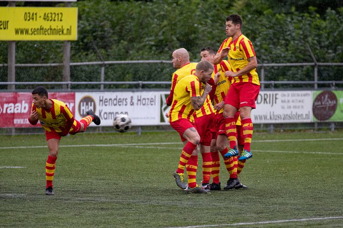 Go-Ahead Kampen heeft zich met Steven Vonk verzekerd van een extra doelman in de selectie.
