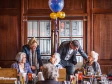 Jarig Hotel Haarhuis uit Arnhem legt 100-plussers in de watten