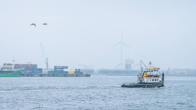 Vijf transmigranten ontsnappen tijdens politieactie in Gentse haven