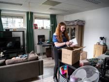 Lisa (21) vond een kamer door een bijzonder concept: ze moet zich inzetten voor haar omgeving